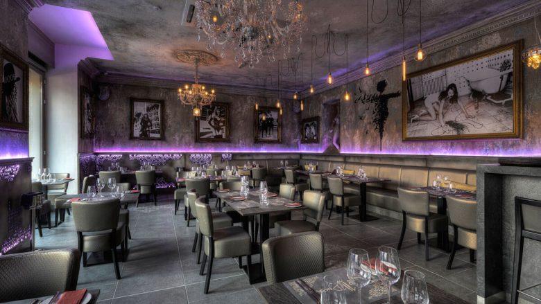 رستوران Up & Down در بوداپست