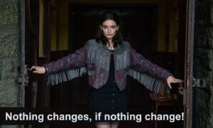 هیچ چیزی تغییر نمیکنه اگر هیچ چیزی تغییر نکنه!
